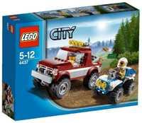 LEGO City 4437 Полицейская погоня
