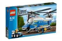 LEGO City 4439 Грузовой вертолёт