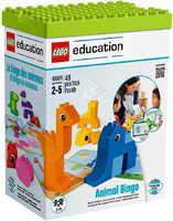 LEGO Education PreSchool 45009 Лото с животными