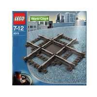 LEGO Trains 4519 Железнодорожный перекресток