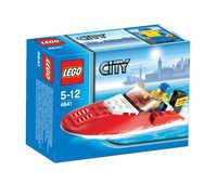 LEGO City 4641 Скоростной катер