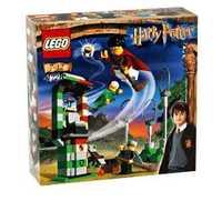 LEGO Harry Potter 4726 Тренировка по Квиддичу