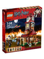 LEGO Harry Potter 4840 Нора Уизли