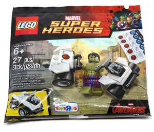 LEGO Marvel Super Heroes 5003084 Халк
