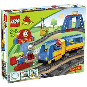 LEGO Duplo 5608 Поезд для начинающих