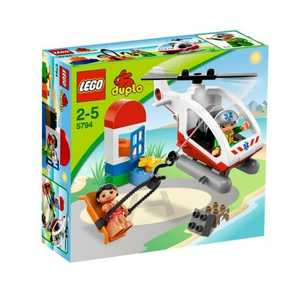 LEGO Duplo 5794 Вертолёт скорой помощи