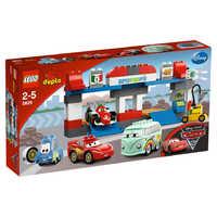 LEGO Cars 5829 Пит-стоп