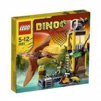 LEGO Dino 5883 Цитадель птеранодона
