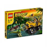 LEGO Dino 5884 Охота на рапторов