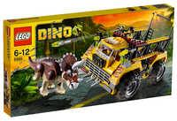 LEGO Dino 5885 Ловушка для трицератопсов