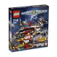 LEGO Space Police 5980 База Человека-Кальмара