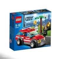 LEGO City 60001 Автомобиль пожарного