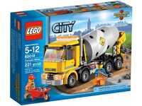 LEGO City 60018 Бетономешалка