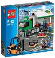 LEGO City 60020 Грузовик