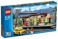 LEGO City 60050 Железнодорожная станция