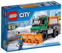 LEGO City 60083 Снегоуборочный грузовик
