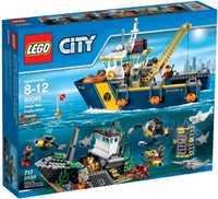 LEGO City 60095 Глубоководное исследовательское судно