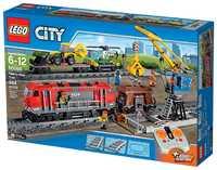 LEGO City 60098 Большегрузный поезд