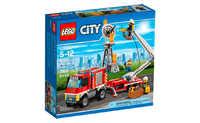 LEGO City 60111 Пожарный вспомогательный грузовик