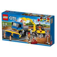 LEGO City 60152 Уборочная техника