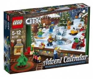 LEGO City 60155 Рождественский календарь