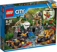 LEGO City 60161 База исследователей джунглей