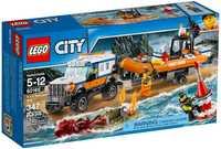 LEGO City 60165 Группа быстрого реагирования на внедорожнике