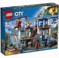LEGO City 60174 Полицейский участок в горах