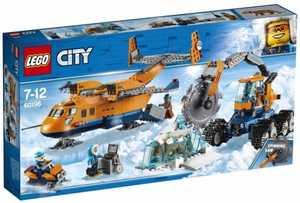 LEGO City 60196 Арктический грузовой самолёт
