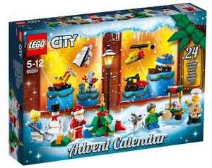 LEGO City 60201 Новогодний календарь