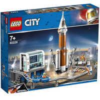 Lego City 60228 Ракета для запуска в далекий космос и пульт управления запуском