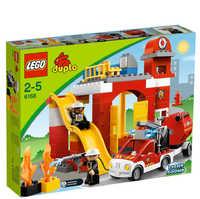 LEGO Duplo 6168 Пожарная станция