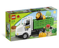 LEGO Duplo 6172 Зоо-грузовик