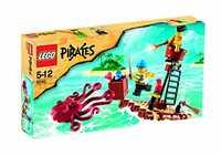 LEGO Pirates 6240 Морское чудище атакует