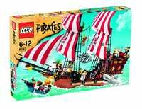 LEGO Pirates 6243 Корабль Бородатого капитана