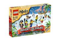 LEGO Pirates 6299 Рожденственский календарь