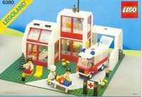 LEGO City 6380 Травмпункт