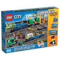 LEGO City 66493 Супер-набор 4 в 1