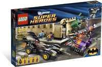 LEGO DC Super Heroes 6864 Бэтмен против Двуликого