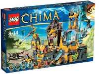 LEGO Legends of Chima 70010 Храм ЧИ клана Львов