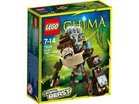 LEGO Legends of Chima 70125 Горилла