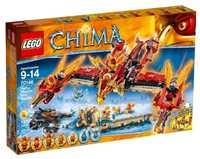 LEGO Legends of Chima 70146 Огненный летающий Храм Фениксов