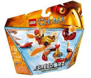 LEGO Legends of Chima 70155 Испытание огнем