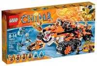 LEGO Legends of Chima 70224 Передвижной командный пункт Тигров