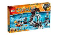 LEGO Legends of Chima 70226 Ледяная крепость мамонтов