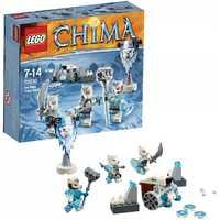 LEGO Legends of Chima 70230 Лагерь полярных Медведей