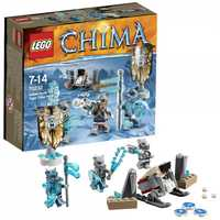 LEGO Legends of Chima 70232 Лагерь клана Саблезубых Тигров