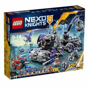LEGO Nexo Knights 70352 Штаб Джестро