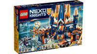 LEGO Nexo Knights 70357 Королевский замок Найтон