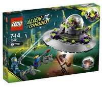 LEGO Alien Conquest 7052 Похищение НЛО